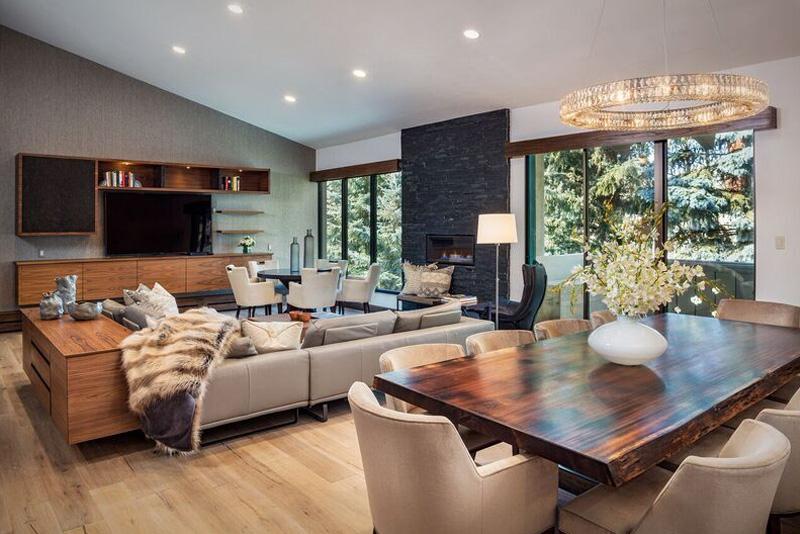 Vail interior design portfolio dallas lyon interiors in colorado for Interior designers vail colorado